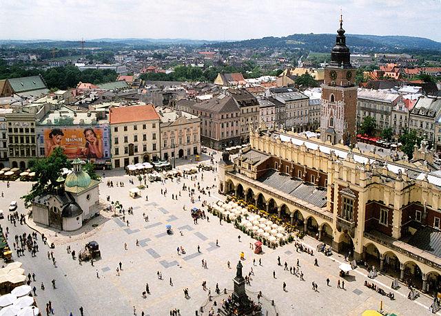 Kraków - Stary Rynek